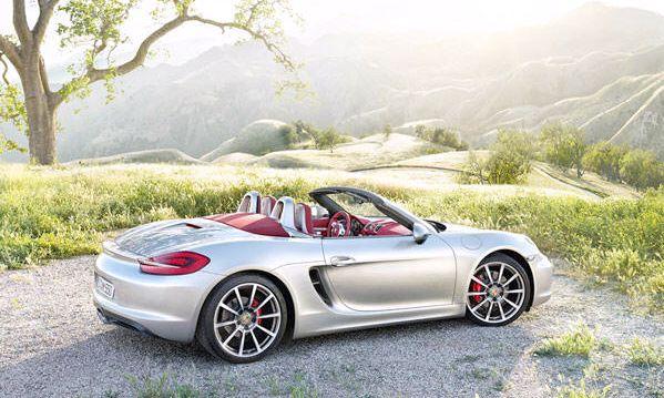 La Gamme Et Les Versions De La Porsche Boxster